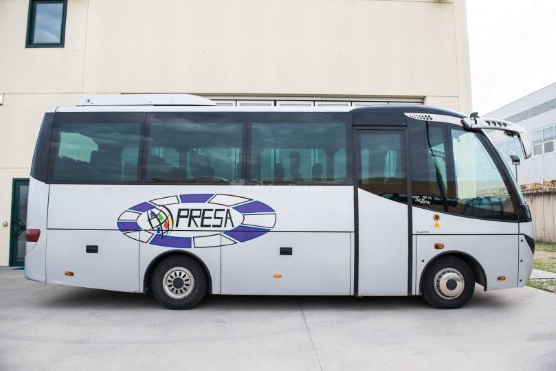 Bus_Autoservizi Silvio Presa_NCC